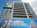01763jfQuezon Avenue Shell Jollibee MRT Stations NIA Road Eton Centris EDSA roadfvf 15.jpg