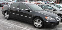 2008 Acura on 2005 2008 Acura Rl