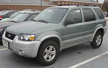 2005 2007 Ford Escape Hybrid