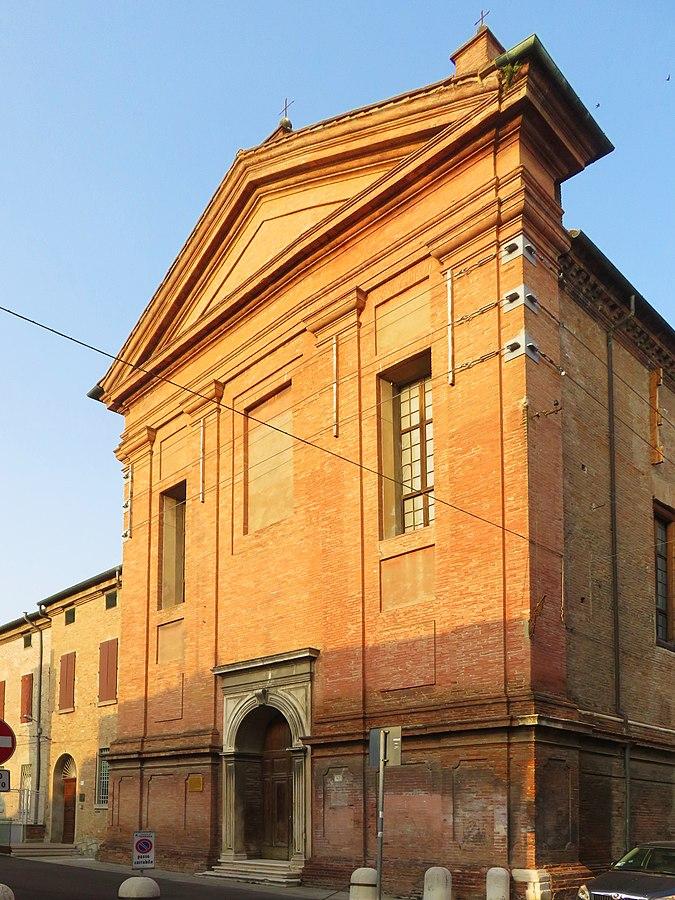 Oratorio dell'Annunziata, Ferrara