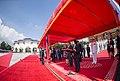 10.03 總統於「宏都拉斯共和國葉南德茲(Juan Orlando Hernández)總統伉儷訪華軍禮歡迎儀式」上致意 (29967098682).jpg