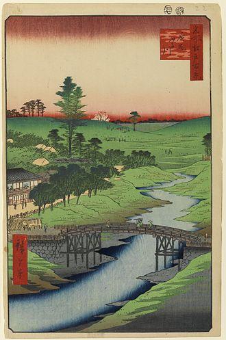 Hiroo, Shibuya - Hiroo in the Edo period
