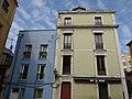 106 Calle de Julio Fernández, 1-3 (Cimavilla, Gijón), des de la pl. de la Corrada.jpg
