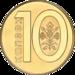 10 capi Bielorussia 2009 reverse.png