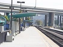 111101 SV Sorrento Valley Station north side aligned near 025.jpg