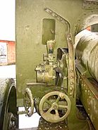 122mm m1931 gun Saint Petersburg 17