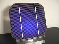 A solar cell