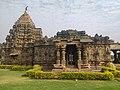 12th century Mahadeva temple, Itagi, Karnataka India - 131.jpg