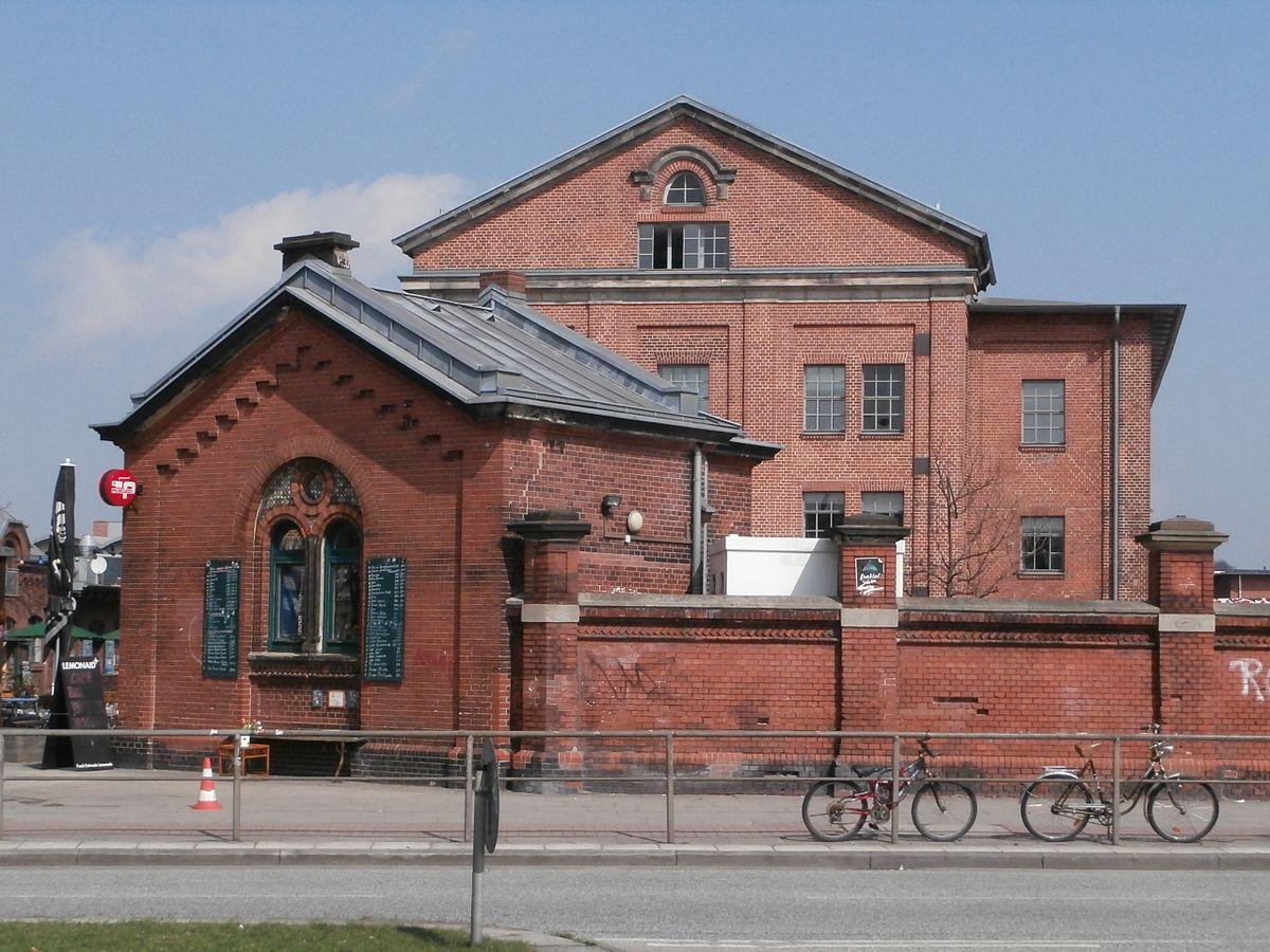 Neuer Kamp 30 Hamburg