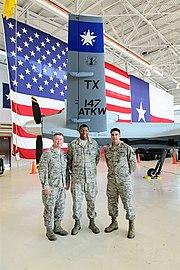 147th ATKW MQ-9 Tail