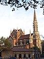 179 Església de les Saleses, pg. de Sant Joan.JPG