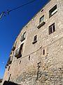 181 Cal Bellart, c. Font 4 (Rocafort de Vallbona), façana del carrer de la Costa.jpg