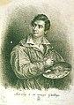 1839, Retrato de Domingo Gallego y Álvarez, Antonio María Esquivel (cropped).jpg