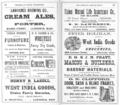 1872 ads Lawrence Massachusetts MerrimackRiverDirectory.png