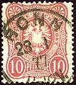 1877 Reich 10pfge Bonn Mi33a.jpg