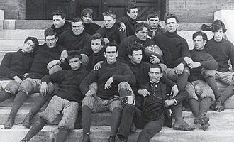 History of Auburn Tigers football - The team in 1893