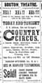 1893 BostonTheatre BostonDailyGlobe 15Feb.png