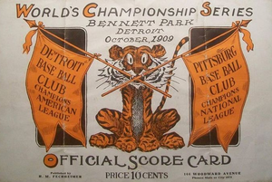 1909 World Series - Image: 1909World Series
