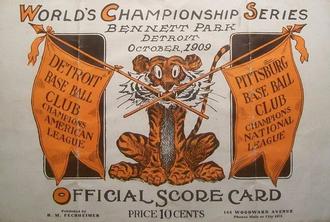 1909 World Series - Image: 1909World Series