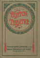 1911 BostonTheatre Oct16 cover.png