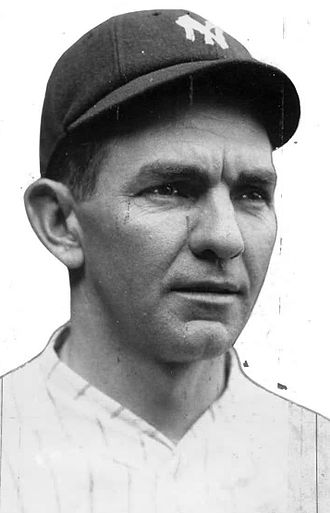 Bob Shawkey - Shawkey pitching for the New York Yankees in 1922