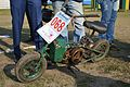 1928 Excelsior Welbike - Villiers Junior Engine - 98 cc - 1 cyl - Folding Motorcycle - Kolkata 2017-01-29 4033.JPG