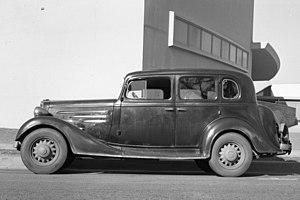 Chevrolet Master - 1934 Master Sedan
