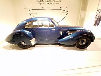 Lancefield Coachworks - Lagonda V12 fixed head coupé 1939 Louwman Museum, The Netherlands