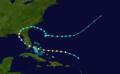 1941 Atlantic hurricane 5 track.png