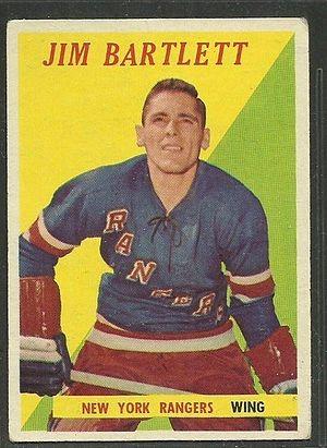 Jim Bartlett - Image: 1958 Topps Jim Bartlett