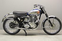 DBD34GS Gold Star Catalina Scrambler uit 1959