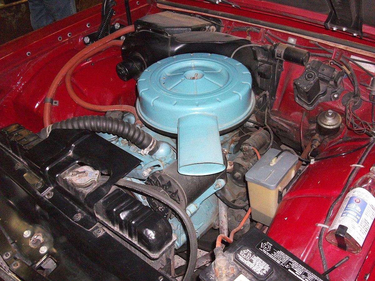 Pontiac Trophy 4 engine - WikipediaWikipedia