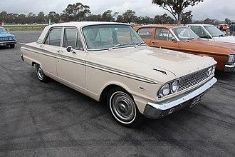 Ford Fairlane (Australia) - Ford Fairlane (FC) 500
