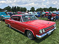 1965 Rambler Marlin fastback 2015-AMO meet in red and black 1of6.jpg