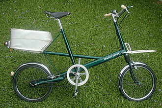 Small-wheel bicycle - 1965 Series 2 Moulton Deluxe