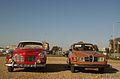 1967 Volvo Amazon & 1978 Saab 96 L V4 (15701164212).jpg