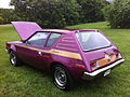 1972 AMC Gremlin X at Mason-Dixon Dragway 2014 purple-4.jpg