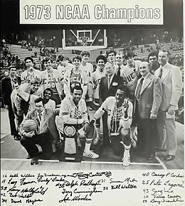 1972-73 UCLA Bruins men's basketball team Wikipedia