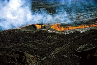 1975 eruption of Mauna Loa