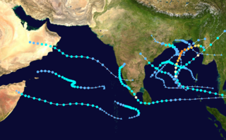 1992 North Indian Ocean cyclone season cyclone season in the North Indian ocean