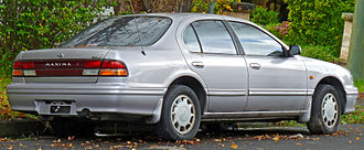 Nissan Cefiro - Pre-facelift Nissan Maxima 30J (Australia)