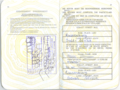1995 South African Passport page 36 and 37.png