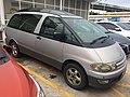 1996-1997 Toyota Estima Lucida (TCR10G) X Luxury Minivans (11-10-2017) 02.jpg