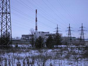 Novovoronezh Nuclear Power Plant - Image: 1 и 2 блоки НВАЭС
