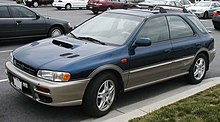 High Quality A 2001 Subaru Outback Sport