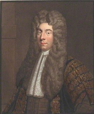 2nd Parliament of Great Britain - Richard Onslow, Speaker of the House of Commons
