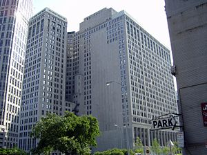 First National Building - Image: 1st National Bldgingdetroit