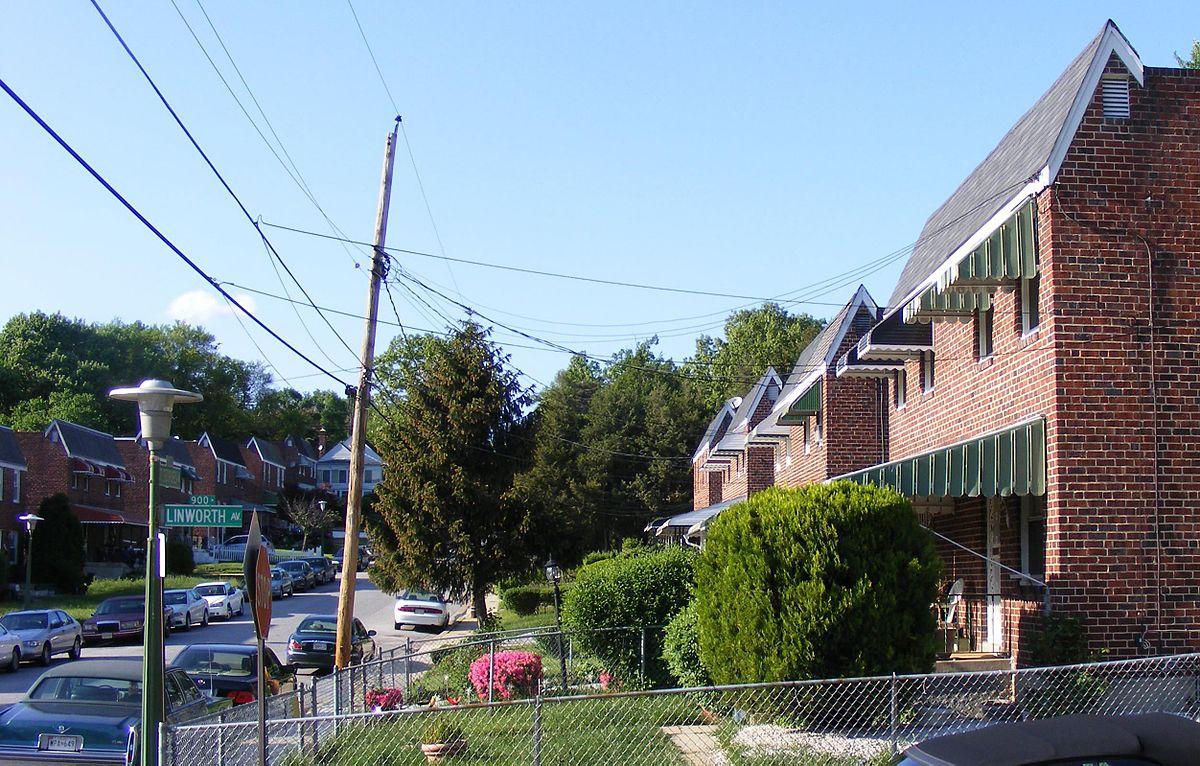 Wilson Park Baltimore