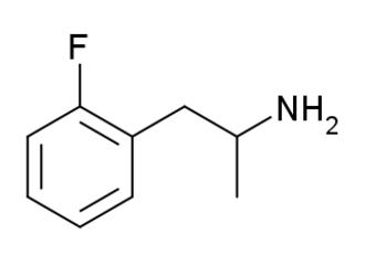 2-Fluoroamphetamine - Image: 2 Fluoroamphetamine