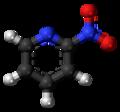 2-Nitropyridine molecule ball.png
